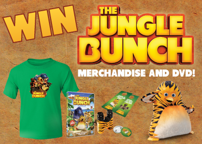 Jungle Bunch | Competition