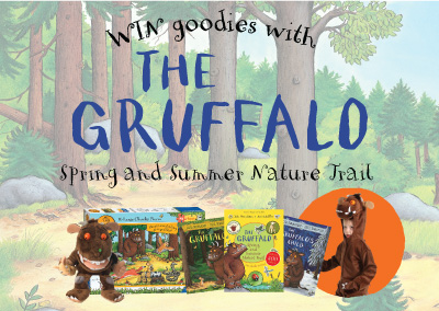 The Gruffalo : Spring and Summer Nature Trail | Competition