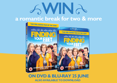 Finding Your Feet DVD | Competition