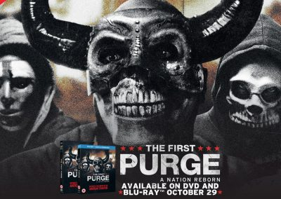 The First Purge | Competition