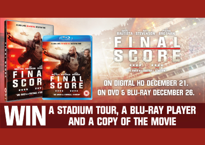 Final Score DVD | Competition