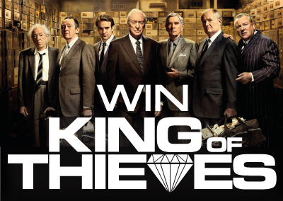 King of Thieves DVD | Competition