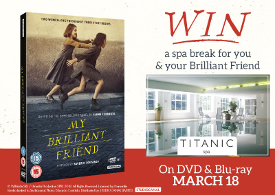 My Brilliant Friend | Competition