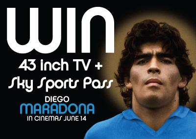 Maradona | Competition