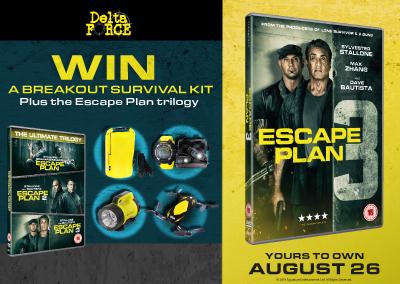 Escape Plan 3 | Competition