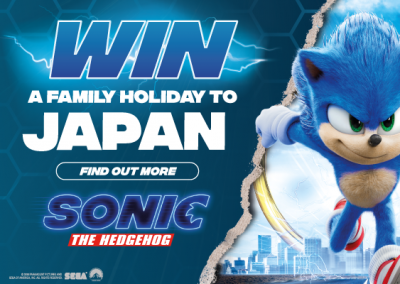 Sonic the Hedgehog | Competition