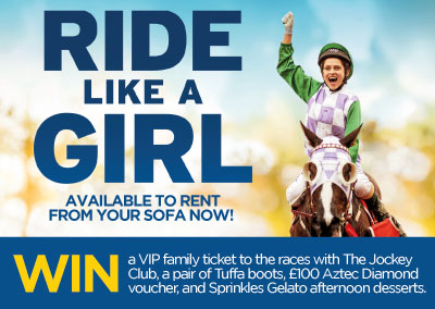 Ride Like a Girl | Competition