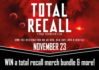 Total Recall | Competition